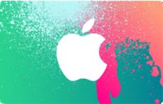 iTunes lahjakortti 50€